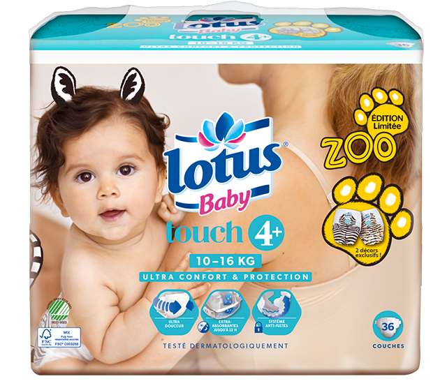Lotus Baby touch 4 plus