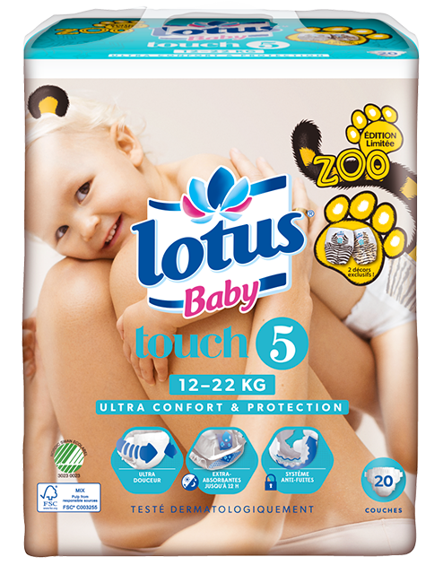 Lotus Baby touch 5 (12-22 kg)