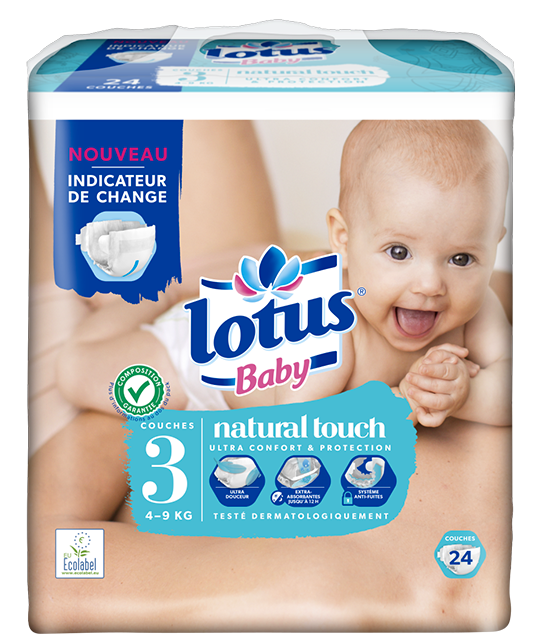 Lotus Baby touch 3 (4-9 kg)