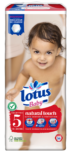 Lotus Baby touch 5 (13-20 kg)