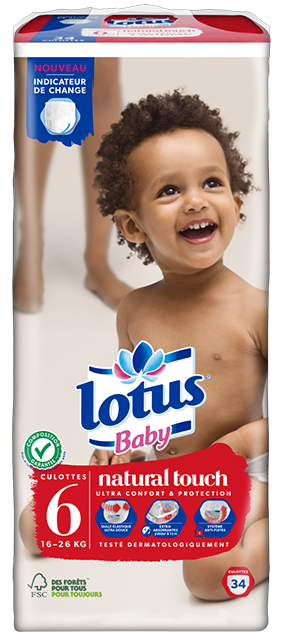 Lotus Baby touch 6 (16-26 kg)