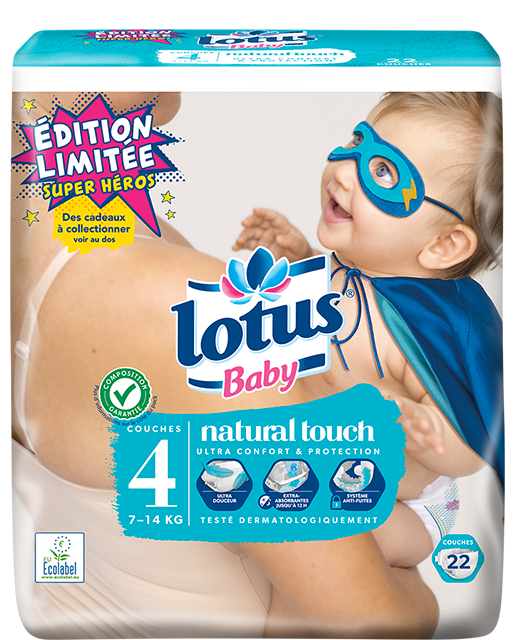 Lotus Baby touch 4 (7-14 kg)