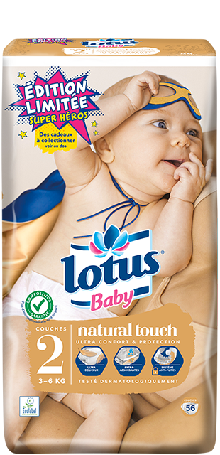 Lotus Baby touch 2 (3-6 kg)